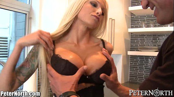 PeterNorth Blonde Gets Her Hole Filled With CumHD
