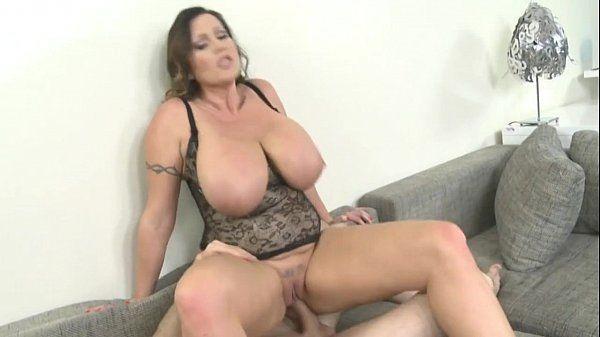 Big Tit Laura Orsolya Gets Fucked
