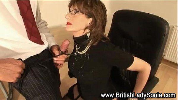 British femdom slut Lady Sonia