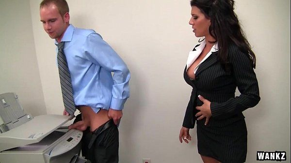 leena sky fucks at the office