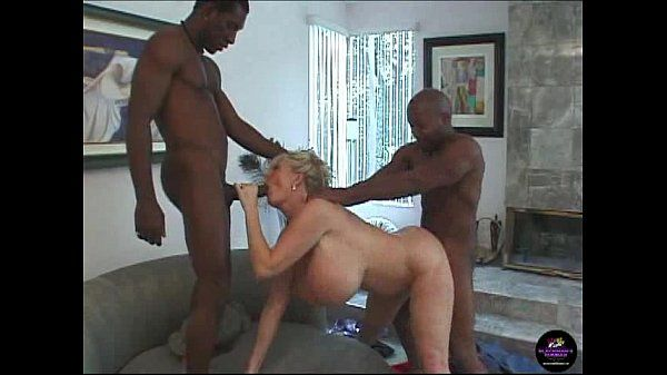 "Kayla Kleevage, Billy and Silvio in ""Fuck My Big Milk Cow Tits"""