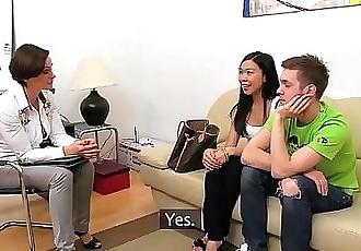 FemaleAgent Amazing Asian sensation 11 min