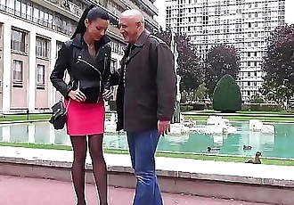 Rough anal fuck with Ania Kinski 15 min HD+