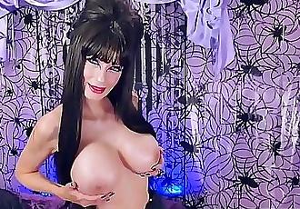 Crazy Canadian Elvira Shanda Fay Creams After Sex! 11 min HD+