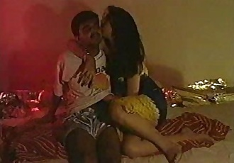 married indian couple fucking hard seducing each other on camera for money - 4 min
