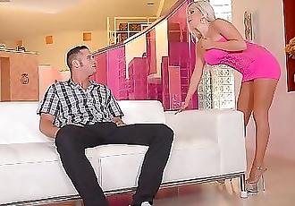 Busty Escort Savannah Stevens cums Hard on a Big Cock 23 min HD+