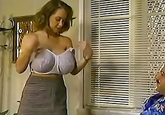 Amazing boobs Letha Weapons fucked hardcore 5 min