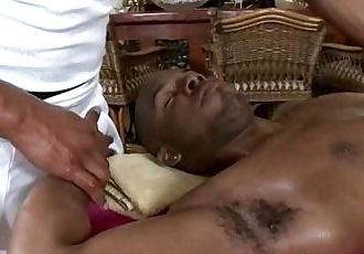 2 Hot Black Guys on Gayspamovie