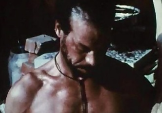 Scene from the First Gay Black Feature, MR. FOOTLONGS ENCOUNTER
