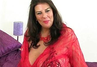 英国 摩洛伊斯兰解放阵线 露露 郁郁葱葱 皮 关闭 她的 红色的 渔网 stockingshd
