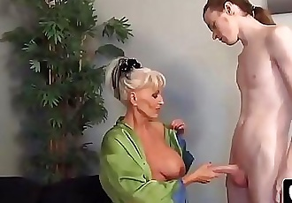 Fucking my milf Sally in front of Dad 6 min 720p