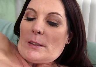 Extreme Horny 56yo Stepmom