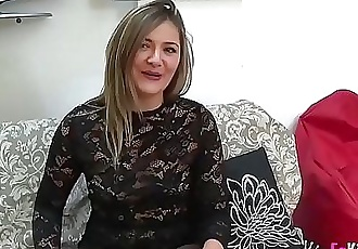 We got her! Blanca, 35 years old, eager to fuck young dicks 43 min 720p