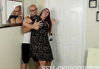 [Fell-On Productions] Madisin Lee in My Slutty Mom - 2 min HD