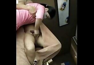 Chinese old man SPA Handjob 2