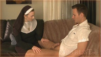 Son Fucks Nun Mother - Momcest.com - 16 sec