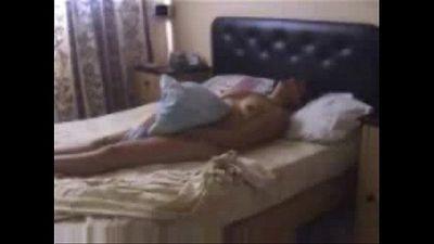 Masturbating room mom in bed cam hidden my caught words... super