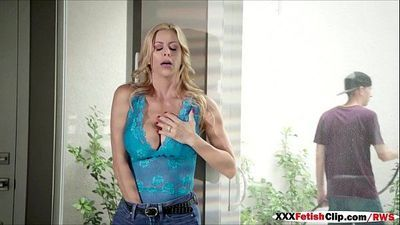 Horny Wife Alexis Fawx in Odd Jobs - 57 sec