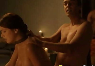 Very Nice Milf Celeb Sex From Spartacus Compilation