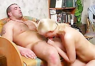 hot russian guy and slut