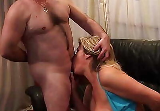 Extreme piercing in the pussy and saggy tits mature gangbang 5 min