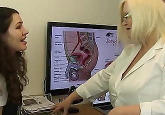 LACEYSTARRDr Lacey Meets Tomoko 10 min 1080p