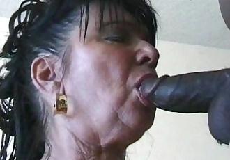 Interracial gilf porn - 3 min
