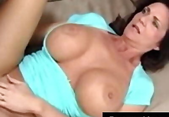 Texas Cougar Deauxma Blows & Gets Analized By Mafia Bookie! 11 min 1080p