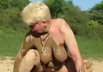 Mature Foursome 8 min