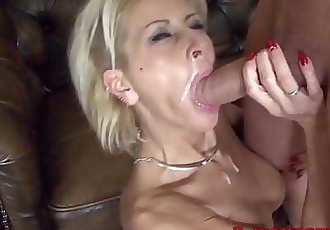 Mature Chicks Double Fucked in an Orgy 64 min