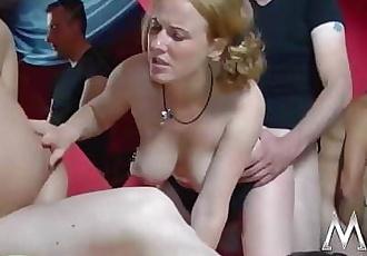 MMV FILMS Mature Swinger Party 12 min 720p
