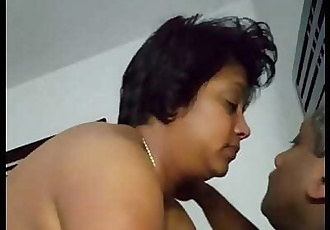 Indian desi Mature couple romance with loud moaningWowmoyback 3 min