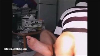 Mom fucks not son to glory- amateur real mom son - 2 min