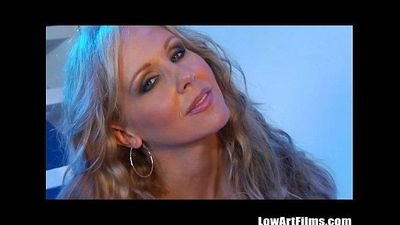 MILF Julia Ann Solo Ass and Pussy Fingering - 8 min