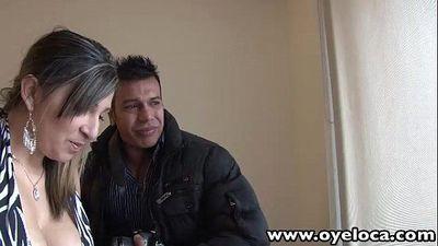 Oyeloca Bigtits latina milf Zoila Rada fucked facialized - 8 min