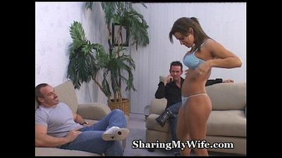 Wifey Has Happy Holiday - 5 min