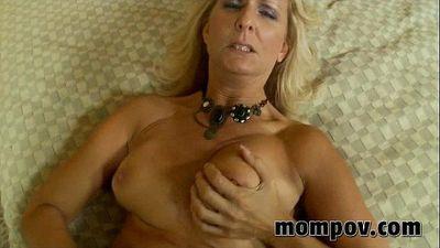 hot milf gets fucked in hotel on camera - 5 min