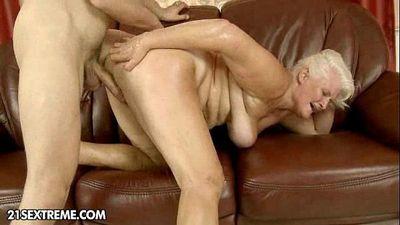 Judi and Her Stallion - 5 min
