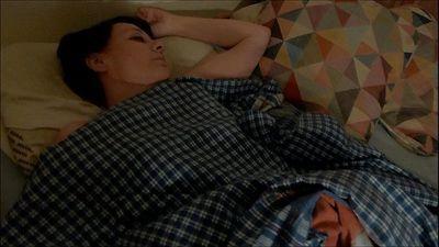 sleeping wife jerk off - 2 min