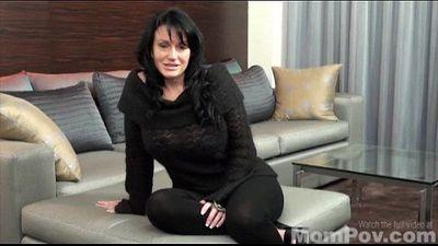 Busty Vegas MILFs first porn - 5 min