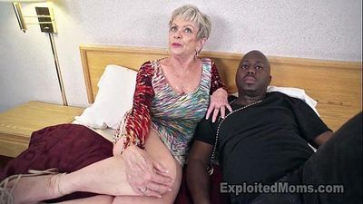 Mature Lady with Big Tits in Creampie Video - 6 min HD
