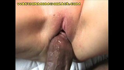 Mom Enjoying Dark Meat - 5 min