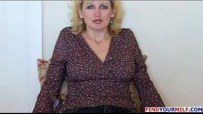Great Mature Wife Blowjob - 7 min