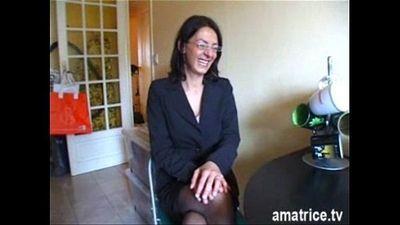 ناضجة مارس الجنس في جوارب - 5 مين