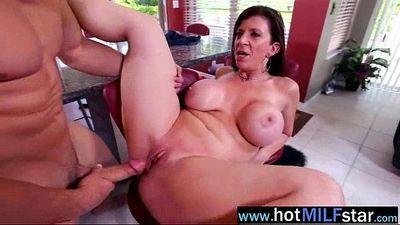 Hard Intercorse With (sara jay) Superb Milf On Big Long Cock Stud clip-28