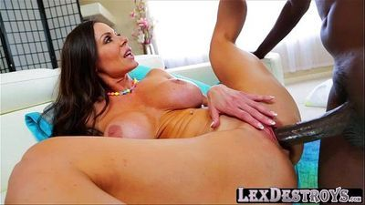 Lustful and deep throater Kendra Lust gets fucked by Lexington