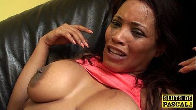 Black british sub slut dominated and fuckedHD