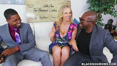 Black Cock Lover Julia AnnHD