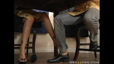 Dick served for Dinner! featuring Julia Ann