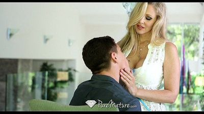 HDPureMature Hot Milf Julia Ann loves a big dickHD